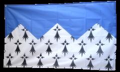 Flagge Frankreich Côtes-d'Armor - 90 x 150 cm