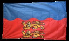 Flagge Frankreich Calvados