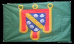 Flagge Frankreich Cantal - 90 x 150 cm