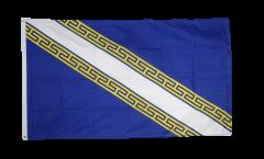 Flagge Frankreich Champagne-Ardenne
