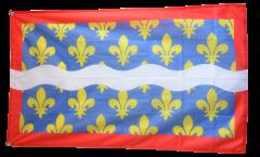 Flagge Frankreich Cher - 90 x 150 cm