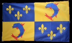 Flagge Frankreich Dauphiné - 90 x 150 cm