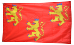 Flagge Frankreich Dordogne - 90 x 150 cm