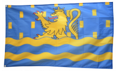 Flagge Frankreich Doubs - 90 x 150 cm