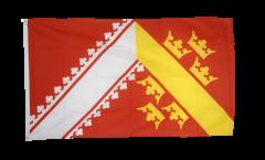 Flagge Frankreich Elsass