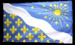 Flagge Frankreich Essonne - 90 x 150 cm