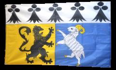 Flagge Frankreich Finistère - 90 x 150 cm