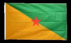 Flagge Frankreich Französisch Guayana - 90 x 150 cm