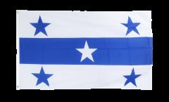 Flagge Frankreich Französisch Polynesien Gambierinseln - 90 x 150 cm