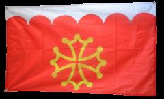 Flagge Frankreich Gard - 90 x 150 cm