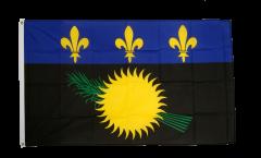 Flagge Frankreich Guadeloupe