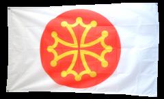 Flagge Frankreich Hérault - 90 x 150 cm