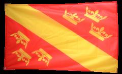 Flagge Frankreich Haut-Rhin - 90 x 150 cm