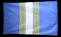 Flagge Frankreich Haute-Marne - 90 x 150 cm