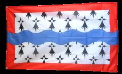 Flagge Frankreich Haute-Vienne - 90 x 150 cm