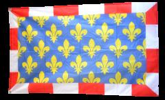 Flagge Frankreich Indre-et-Loire - 90 x 150 cm