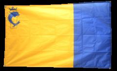 Flagge Frankreich Isère - 90 x 150 cm