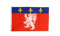 Flagge Frankreich Lyonnais