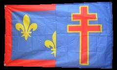 Flagge Frankreich Maine-et-Loire - 90 x 150 cm