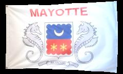 Flagge Frankreich Mayotte
