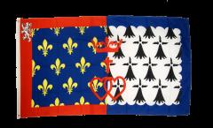 Flagge Frankreich Pays de la Loire