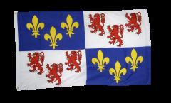Flagge Frankreich Picardie