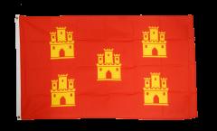 Flagge Frankreich Poitou Charentes - 90 x 150 cm