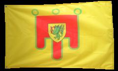 Flagge Frankreich Puy-de-Dôme - 90 x 150 cm