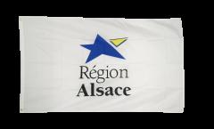 Flagge Frankreich Region Elsass - 90 x 150 cm