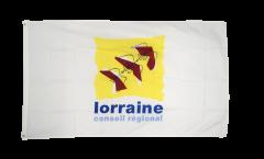 Flagge Frankreich Region Lothringen