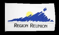 Flagge Frankreich Region Reunion - 90 x 150 cm
