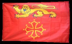 Flagge Frankreich Tarn-et-Garonne - 90 x 150 cm
