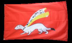 Flagge Frankreich Vannes - 90 x 150 cm