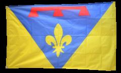 Flagge Frankreich Var - 90 x 150 cm
