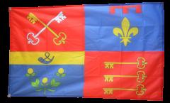Flagge Frankreich Vaucluse - 90 x 150 cm