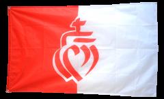 Flagge Frankreich Vendée - 90 x 150 cm