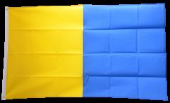 Flagge Gelb-Blau - 90 x 150 cm