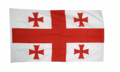 Flagge Georgien - 90 x 150 cm
