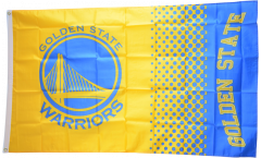 Flagge NBA Golden State Warriors - 90 x 150 cm