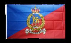 Flagge Großbritannien Adjutant General's Corps - 90 x 150 cm