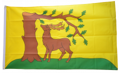 Flagge Großbritannien Berkshire neu - 90 x 150 cm