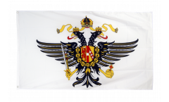 Flagge Großbritannien British Army 1st The Queen's Dragoon Guards - 90 x 150 cm