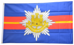 Flagge Großbritannien British Army Royal Anglian Regiment - 90 x 150 cm