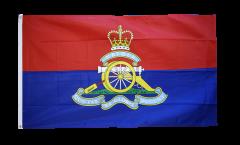 Flagge Großbritannien British Army Royal Artillery - 90 x 150 cm