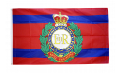 Flagge Großbritannien British Army Royal Engineers - 90 x 150 cm