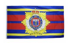 Flagge Großbritannien British Army Royal Logistic Corps - 90 x 150 cm