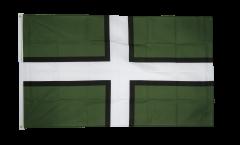 Flagge Großbritannien Devon