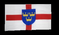 Flagge Großbritannien East Anglia