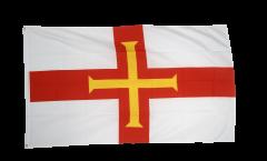 Flagge Großbritannien Guernsey