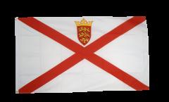 Flagge Großbritannien Jersey